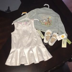 Adorable NWT outfit